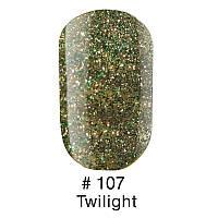 Гель лак 107 Twilight Naomi 6ml