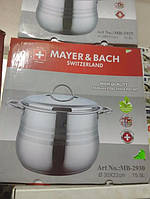 Кастрюля 15,5л Mayer&Bach 2930MB