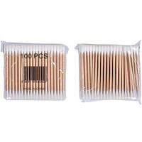 Ушные палочки бамбуковые 100 штук