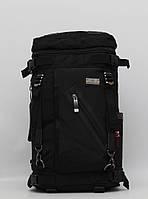 Большой мужской спортивный городской рюкзак - сумка Wshihaom. Отличное качество. Доступная цена. Код: КГ630