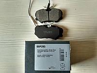 Тормозные колодки передние Peugeot 405 Samand (вент.диски) (05P293)