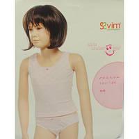 Комплект для девочки маечка и трусики Sevim 5258