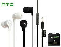Наушники гарнитура E240 для HTC Desire C A320e