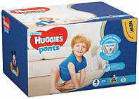 Подгузники-трусики Huggies Pants для мальчиков 4 (9-14 кг), Box 72 шт.