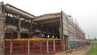 Строительство частичное и полный комплекс