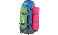 Трекинговый рюкзак Terra на 60 на 75 литров