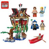 Конструктор Brick 1309 Legendary Pirates Witchcraft Castle 506 деталей