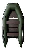 Надувная килевая моторная лодка Shtel ТDK340