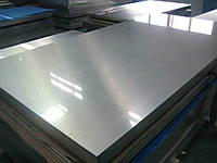 Лист нержавеющийAISI 321/ EN 1.4541/ 08Х18Н10Т, лист 0,6мм 1000х2000