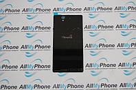 Задняя панель корпуса для мобильного телефона Sony C6602 L36h / C6603 L36i / C6606 L36a Xperia Z черная