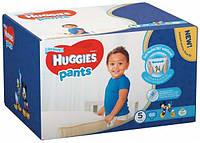 Подгузники-трусики Huggies Pants для мальчиков 5 (12-17 кг), Box 68 шт.