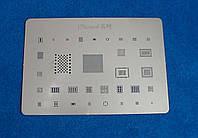 IPhone 6 BGA шаблоны трафареты, пластина для реболлинга