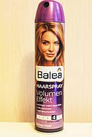 Лак для волос Balea Haarspray Volumen Effekt 300 мл. Германия