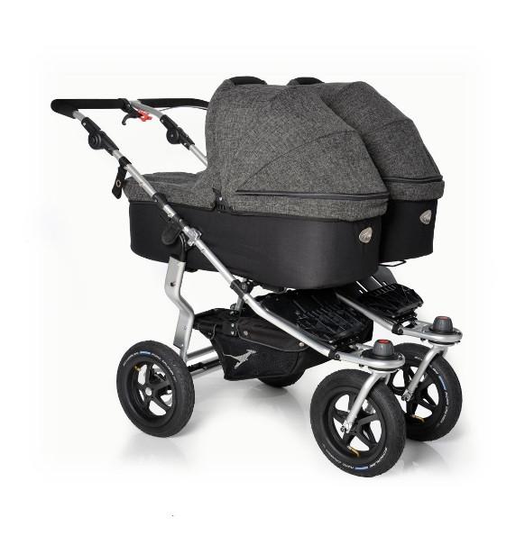 Детская коляска 2 в 1 TFK Twin Adventure Premium Line