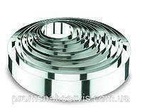 Форма круглая из нержавеющей стали d12 cм\ h4,5 см, Lacor