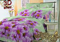 Комплект постельного белья полисатин ТМ Sveline Tekstil (Украина) полуторный PS135-BL92