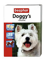 Кормовая добавка Beaphar Doggy's + Biotine для собак, 75 таб
