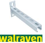 Консоль стеновая  BIS Rapid Strut WALRAVEN