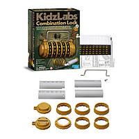4М Кодовый замок Детская лаборатория