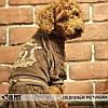 """Велюровый комбинезон """"К-9"""" Is Pet. Одежда для собак., фото 7"""