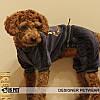 """Велюровый комбинезон """"К-9"""" Is Pet. Одежда для собак., фото 9"""