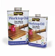 Масло для обработки рабочих поверхностей Worktop oil. 100 мл