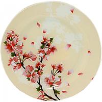 "Тарелка ""Цветущая вишня"" (25 см) SNT 309-6"