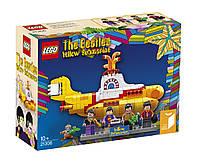LEGO® Ideas ЖЕЛТАЯ ПОДВОДНАЯ ЛОДКА 21306