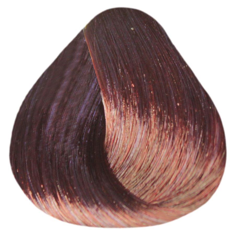 Краска-уход Estel Professional De Luxe 5/6 Светлый шатен фиолетовый  60 мл.
