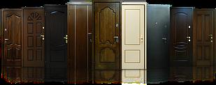 Двері та комплектуючі до дверей