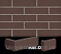 Плитка клинкерная облицовочная King Klinker (03) Коричневый натура   250х65х10, фото 1
