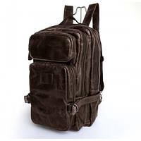 TIDING BAG Рюкзак кожаный TIDING BAG 7048C, фото 1