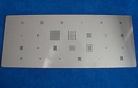 IPhone 6S PLUS BGA шаблоны трафареты, пластина для реболлинга