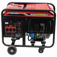 Дизель генератор Weima WM12000CE3 (12 кВт, 3 фазы)