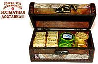 Подарочный набор Сокровище: ЧАЙ ШУ И ШЕН ПУ ЭР