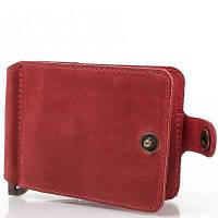 Зажим для купюр женский кожаный dnk leather (ДНК ЛЕЗЕР) dnk-clamp-trifle-hcol.h