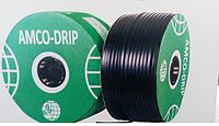 Капельная лента AMCO-DRIP 8mil  эмитерная 15 см 2300 м/пог, водовылив  10 л/ч