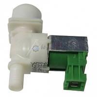 Электроклапан впускной 1x180 под фишку для стиралки ELECTROLUX ZANUSSI (3792260436, 50220809003, 50253375005) 00207049