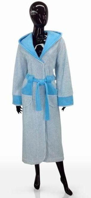 Удобный женский халат SOFT SHOW COLLECTION (СОФТ ШОУ КОЛЛЕКШН) SS1204-90