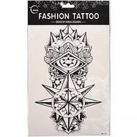 """Татуировки черные """"Тattoo"""" для взрослых"""