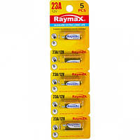 "Батарейка ""Raymax"" 23A 12V blister card/5pcs"