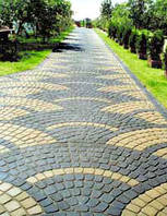 Практичне і елегантне оформлення тротуарних доріжок