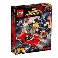 Lego Super Heroes Железный человек: Стальной Детройт наносит удар 76077