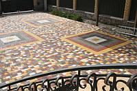 Тротуарна плитка сучасний матеріал для покриття тротуарів
