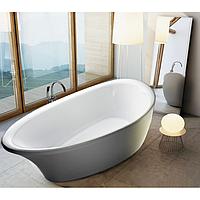 VOLLE Ванна отдельно стоящая 180*90, акриловая 12-22-189