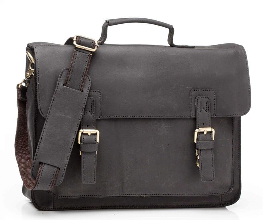 72994b9aeae7 TIDING BAG Мужской кожаный портфель TIDING BAG G8870A - купить по ...