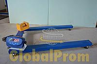 Весы паллетные (торговые, складские) 600 кг (0,6 т) 800 х 1200 мм