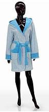 Удобный женский халат SOFT SHOW COLLECTION (СОФТ ШОУ КОЛЛЕКШН) SS1204-70