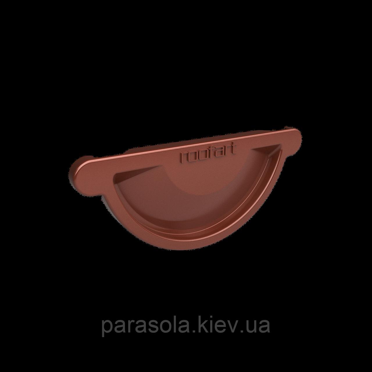 Roofart Заглушка универсальная Ø125/87