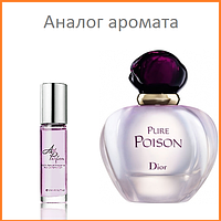 123. Концентрат Roll-on 15 мл Pure Poison Christian Dior